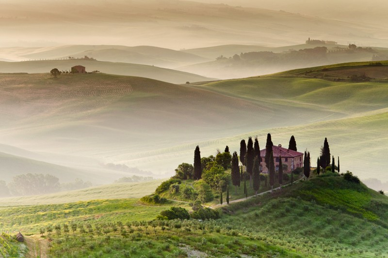 Tuscany, Italy Vacations from WIMCO Villas