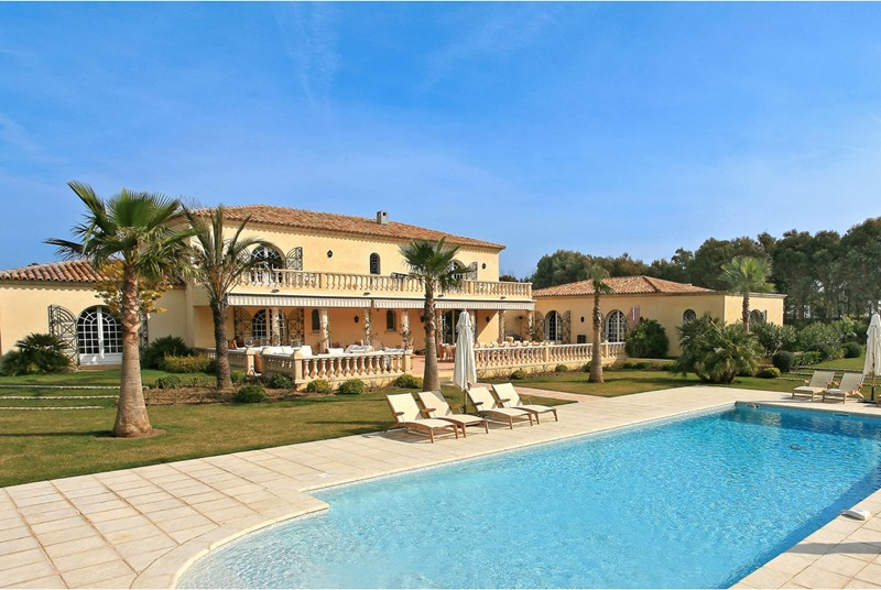 St. Tropez France Vacations from WIMCO Villas