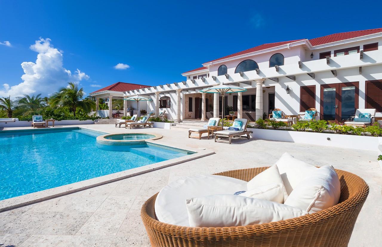 WIMCO Villas, Alegria, IDP ALE, Anguilla, Blowing Point, Family Friendly Villa, 4 Bedroom Villa, 4 Bathroom Villa, Pool, Beach, WiFi