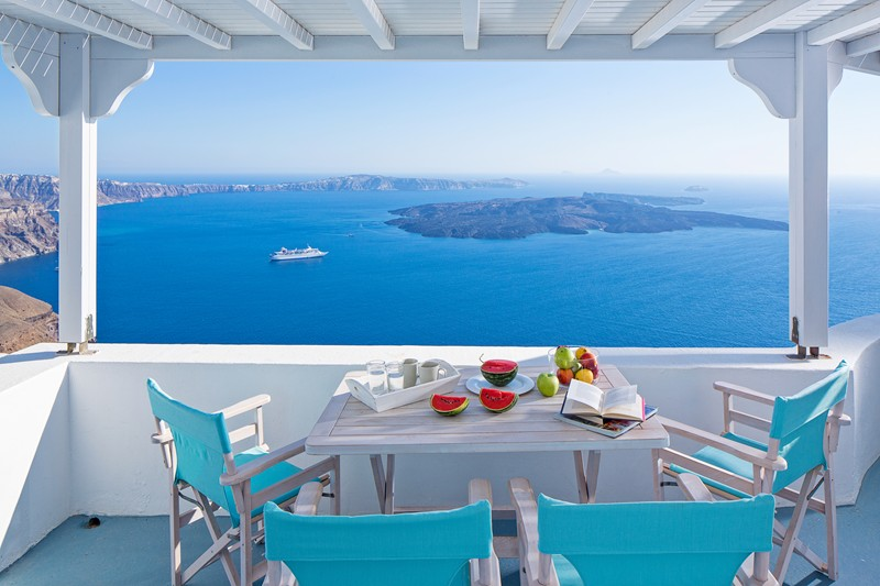 Mykonos and Santorini, Greece Vacations from WIMCO Villas