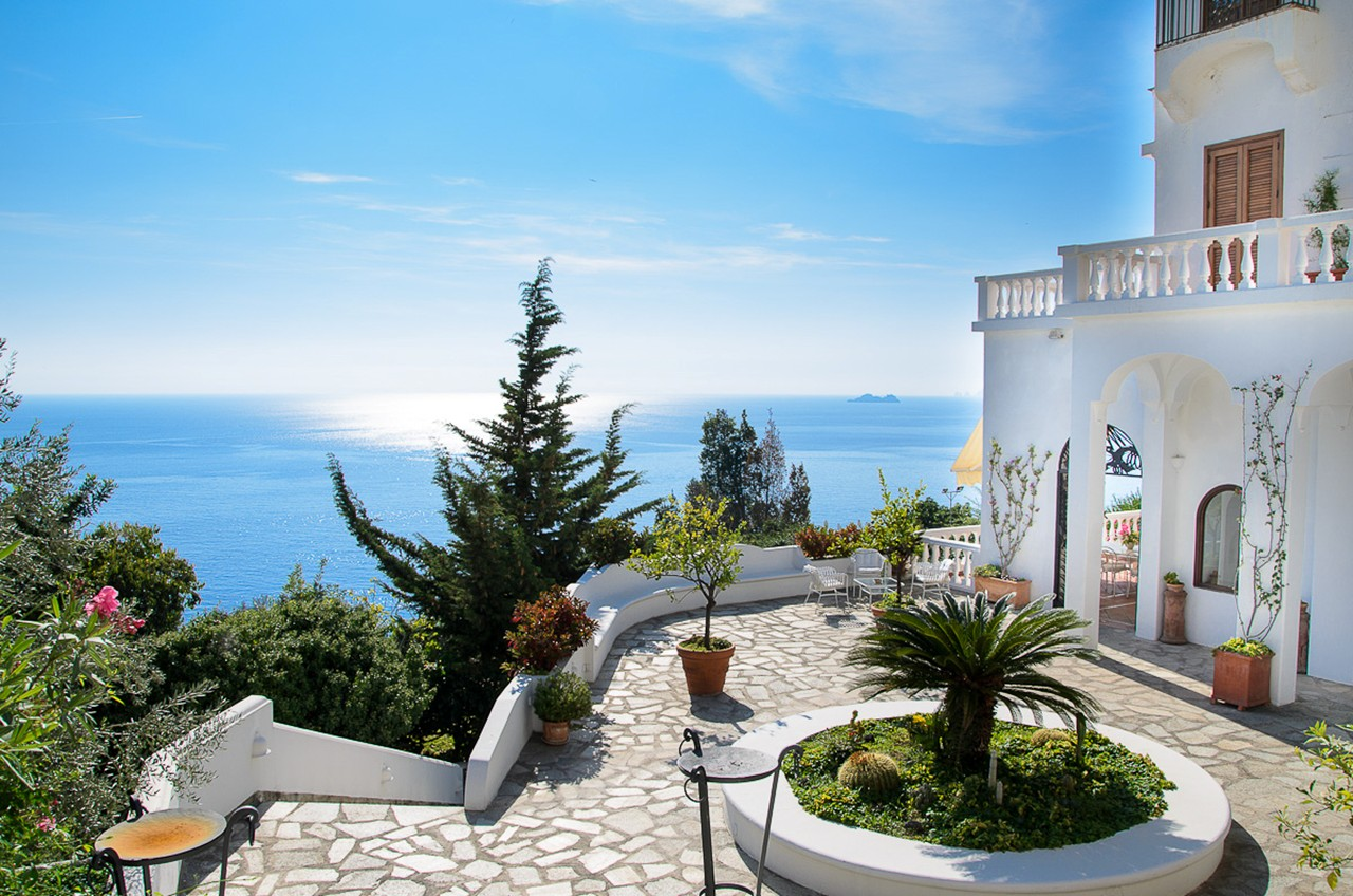 WIMCO Villas, Diana, BRV DIA, Italy, Amalfi Coast, Family Friendly Villa, 8 Bedroom Villa, 7 Bathroom Villa, Terrace, WiFi