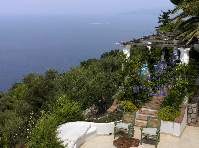 Amalfi Coast and Capri, Italy Vacations from WIMCO Villas