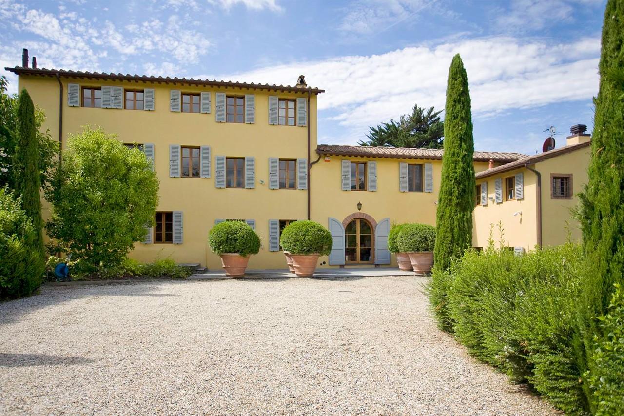 WIMCO Villas, La Corte Malgiacca, SAL MAL, Italy, Tuscany/Lucca, 5 Bedroom Villa, 4 Bathroom Villa, Pool, Exterior, WiFi