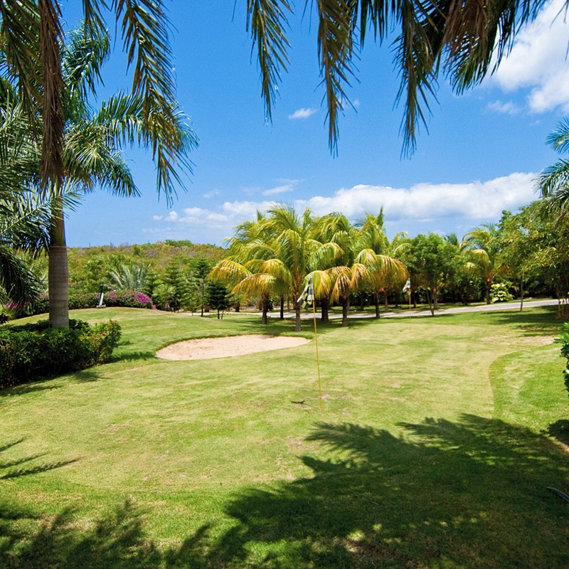 Vacation Villas near Golf Courses in the Caribbean and Europe from WIMCO Villas