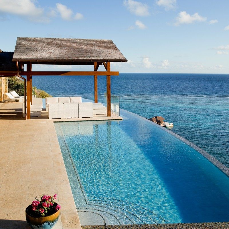Vacation Villas with Incredible Pools in the Caribbean and Europe from WIMCO Villas
