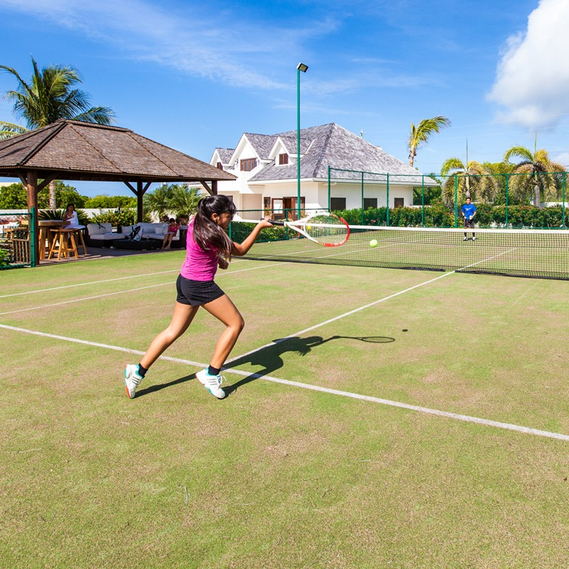 Vacation Villas with Tennis Courts in the Caribbean and Europe from WIMCO Villas