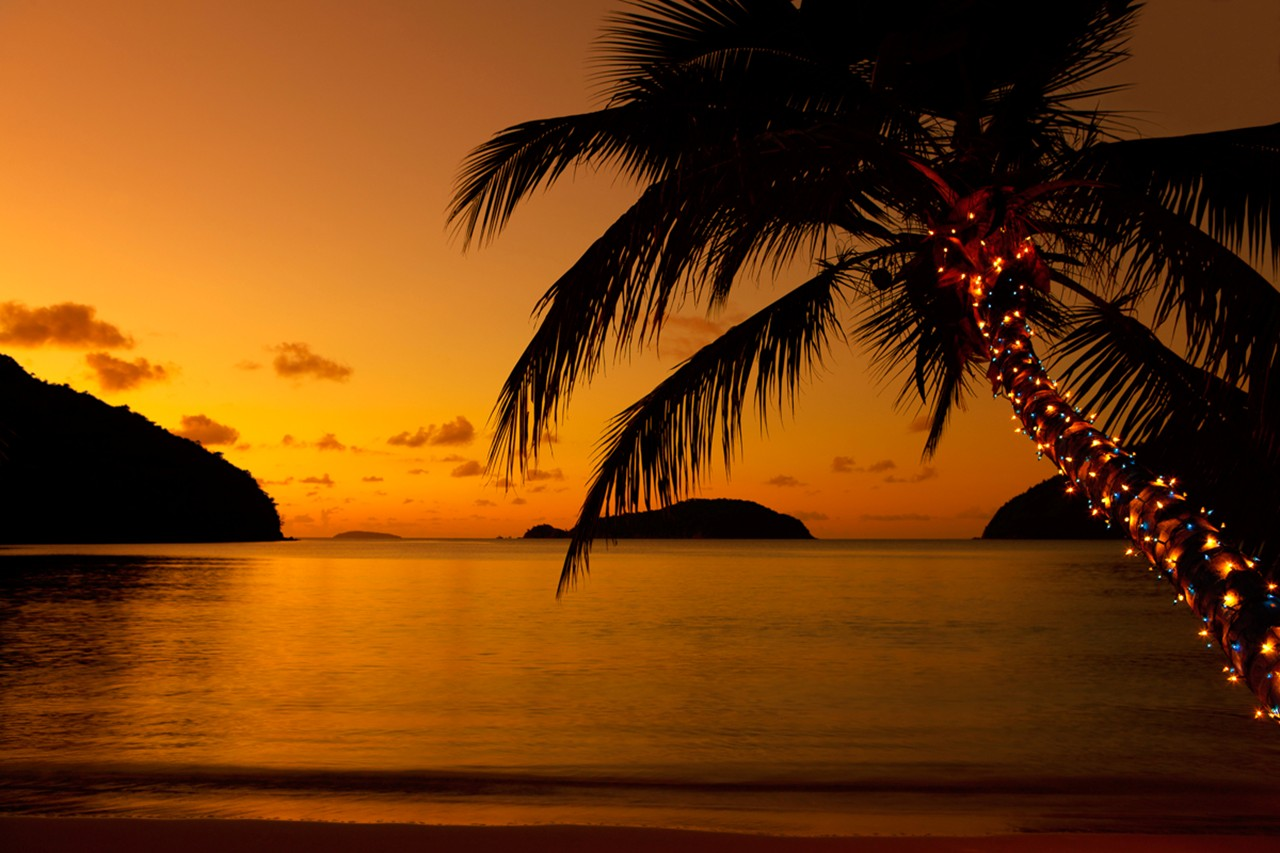 St Barths Christmas and New Years Villa Vacation Rentals from WIMCO Villas