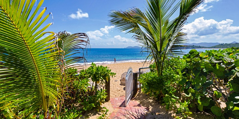WIMCO Villas, Beachfront Villas, Villa Serena, C ALM, St. Martin, Beach Side/Baie Rouge, Family Friendly Villa, 5 Bedroom Villa, 6 Bathroom Villa, Pool, Beach, WiFi