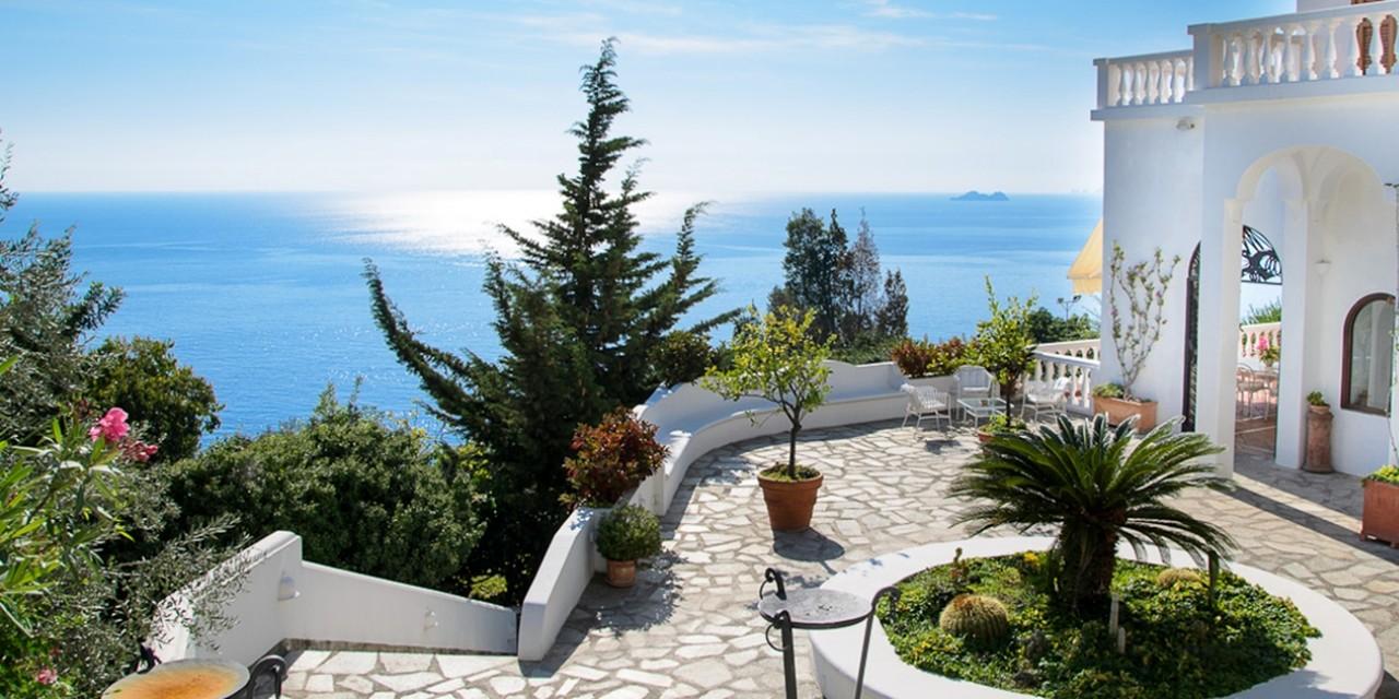 WIMCO Villas, Diana, BRV DIA, Italy, Amalfi Coast, Family Friendly Villa, 8 Bedroom Villa, 8 Bathroom Villa, Terrace, WiFi