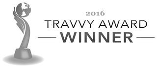 WIMCO Villas, 2015 Travvy Award recipient, travel awards