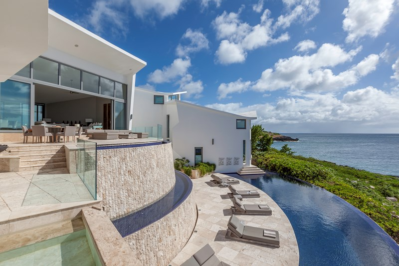 Anguilla Incredible Pools from WIMCO Villas