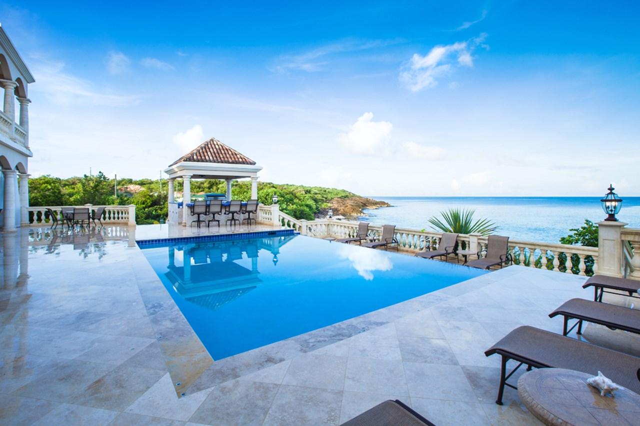 WIMCO Villas, RIC SAN, Anguilla, Little Bay, 4 bedrooms, 4.5 bathrooms