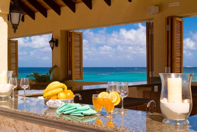 WIMCO Villas, Ultimacy, RIC ULT, Anguilla, Shoal Bay East, Family Friendly Villa, 8 Bedroom Villa, 8 Bathroom Villa, Pool, Interior, WiFi