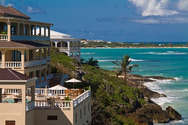 WIMCO Villas, Ultimacy, RIC ULT, Anguilla, Shoal Bay East, Family Friendly Villa, 8 Bedroom Villa, 8 Bathroom Villa, Pool, View from Villa, WiFi