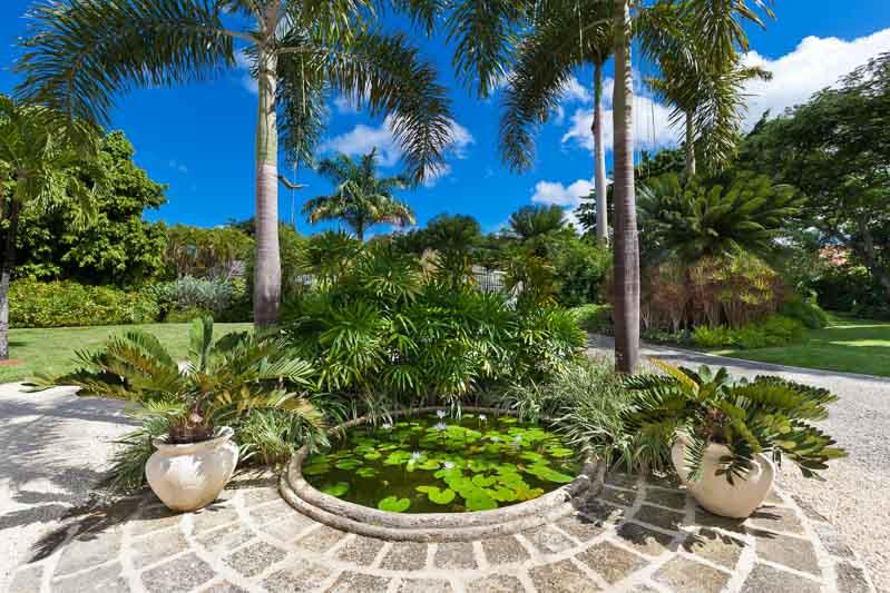 WIMCO Villas, Klairan - Sandy Lane, AA KLA, Barbados, Sandy Lane Estate - St. James, Family Friendly Villa, 4 Bedroom Villa, 4 Bathroom Villa, Pool, Exterior, WiFi