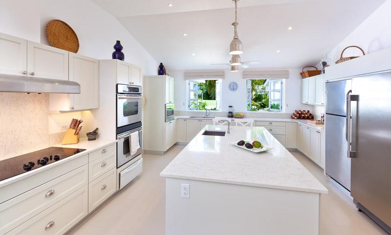 WIMCO Villas, Klairan - Sandy Lane, AA KLA, Barbados, Sandy Lane Estate - St. James, Family Friendly Villa, 4 Bedroom Villa, 4 Bathroom Villa, Pool, Kitchen, WiFi
