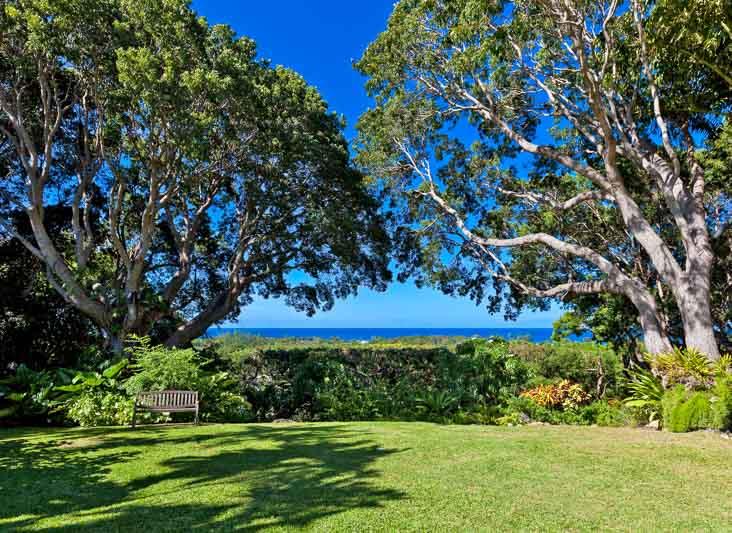 WIMCO Villas, Klairan - Sandy Lane, AA KLA, Barbados, Sandy Lane Estate - St. James, Family Friendly Villa, 4 Bedroom Villa, 4 Bathroom Villa, Pool, View from Villa, WiFi