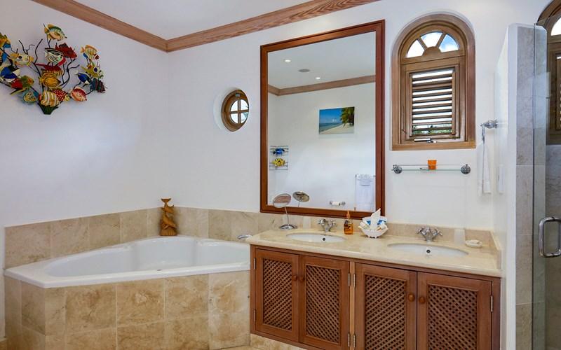WIMCO Villas, Oceana - Sugar Hill Lot #11, AA OCE, Barbados, Sugar Hill - St. James, Family Friendly Villa, 4 Bedroom Villa, 4 Bathroom Villa, Pool, Bathroom, WiFi