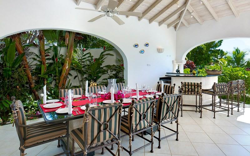 WIMCO Villas, Oceana - Sugar Hill Lot #11, AA OCE, Barbados, Sugar Hill - St. James, Family Friendly Villa, 4 Bedroom Villa, 4 Bathroom Villa, Pool, Dining Room, WiFi