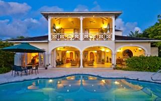 WIMCO Villas, Oceana - Sugar Hill Lot #11, AA OCE, Barbados, Sugar Hill - St. James, Family Friendly Villa, 4 Bedroom Villa, 4 Bathroom Villa, Pool, Exterior, WiFi