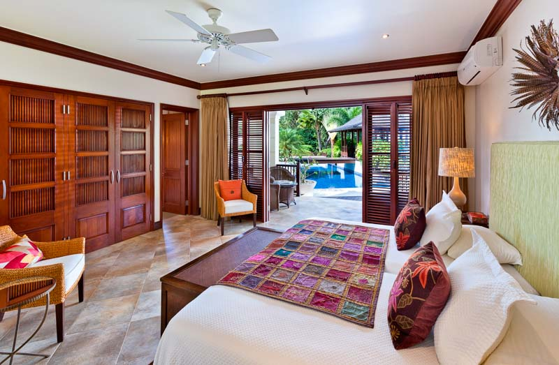 WIMCO Villas, Alila, RL ALI, Barbados, Sandy Lane Estate - St. James, Family Friendly Villa, 4 Bedroom Villa, 4 Bathroom Villa, Pool, WiFi