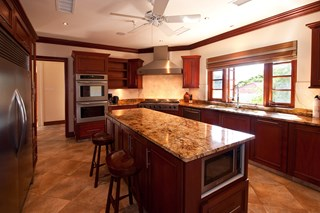WIMCO Villas, Alila, RL ALI, Barbados, Sandy Lane Estate - St. James, Family Friendly Villa, 4 Bedroom Villa, 4 Bathroom Villa, Pool, Kitchen, WiFi