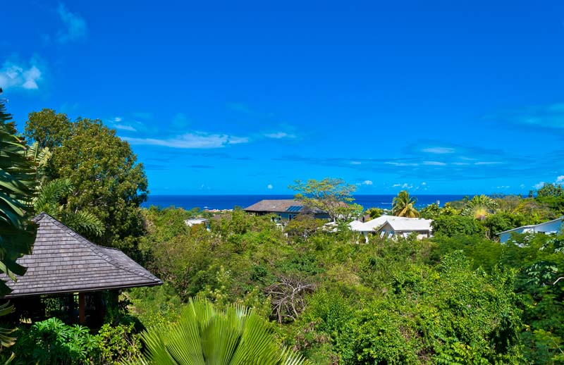 WIMCO Villas, Alila, RL ALI, Barbados, Sandy Lane Estate - St. James, Family Friendly Villa, 4 Bedroom Villa, 4 Bathroom Villa, Pool, View from Villa, WiFi