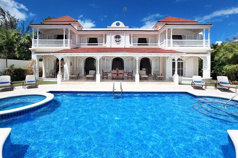 WIMCO Villas, Foster's House, RL FOS, Barbados, Gibbs Beach, Family Friendly Villa, 4 Bedroom Villa, 4 Bathroom Villa, Pool, Villa Pool, WiFi