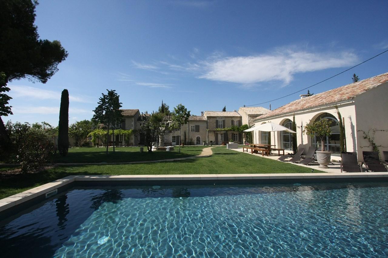 WIMCO Villas, YNF SOL, France, Provence - Les Alpilles Area, 6 bedrooms, 6.5 bathrooms