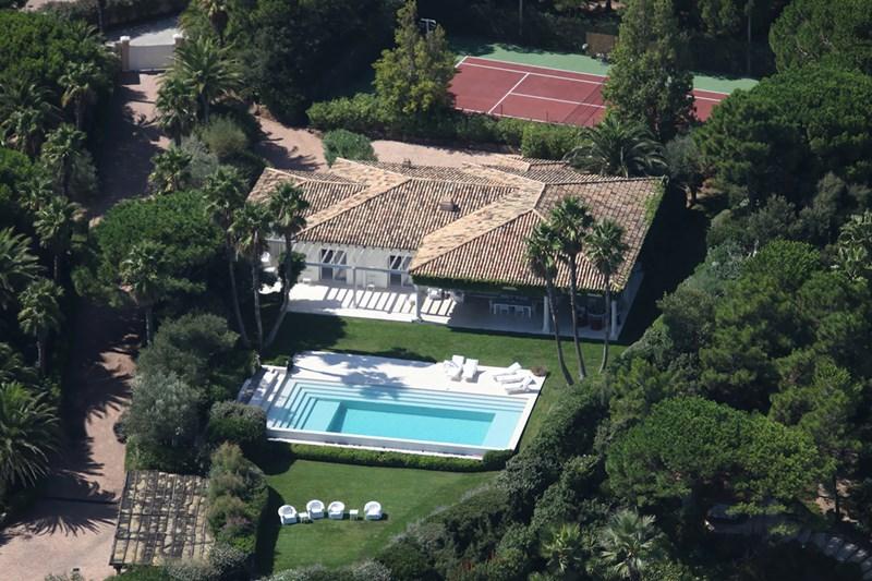 French Tennis Vacation Villas from WIMCO Villas