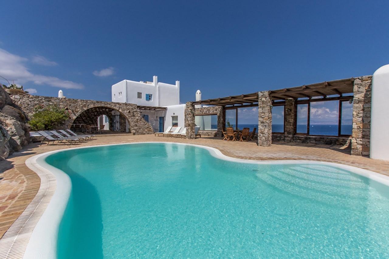 WIMCO Villas, LIV GRA, Greece, Mykonos, 6 bedrooms, 5 bathrooms