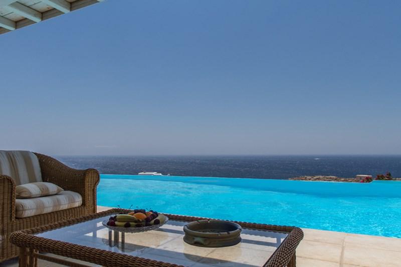 Greek Beachfront Villas from WIMCO Villas