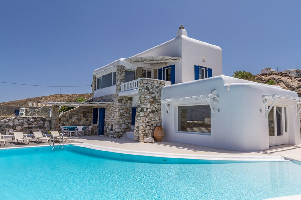 WIMCO Villas, LIV MAG, Greece, Mykonos, 5 bedrooms, 4 bathrooms