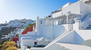 WIMCO Villas, Gaia, MED GAI, Greece, Santorini, Family Friendly Villa, 3 Bedroom Villa, 3 Bathroom Villa, Exterior, WiFi