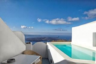 WIMCO Villas, Gaia, MED GAI, Greece, Santorini, Family Friendly Villa, 3 Bedroom Villa, 3 Bathroom Villa, Villa Pool, WiFi