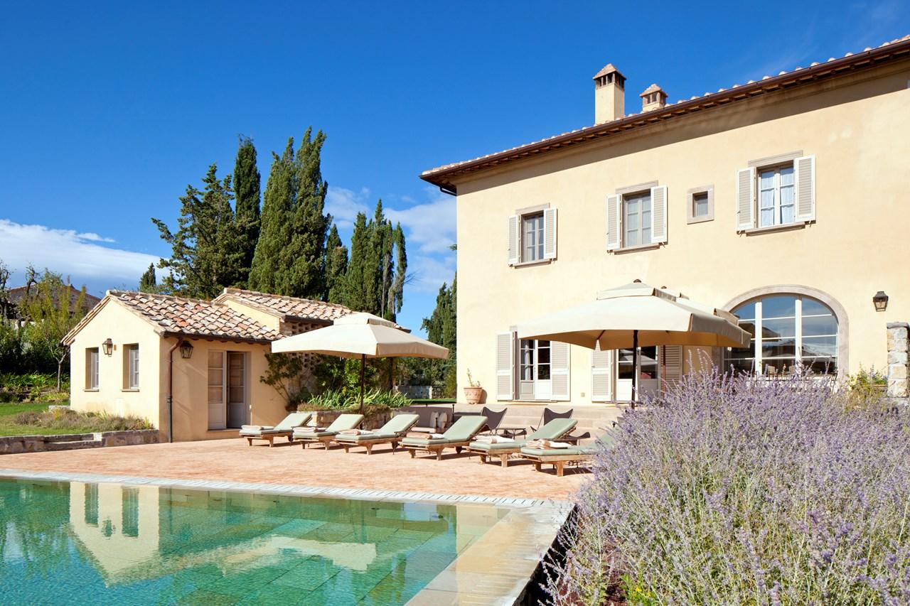 WIMCO Villas, Clio, BRV CLI, Italy, Tuscany, Family Friendly Villa, 4 Bedroom Villa, 4 Bathroom Villa, Pool, Villa Pool, WiFi