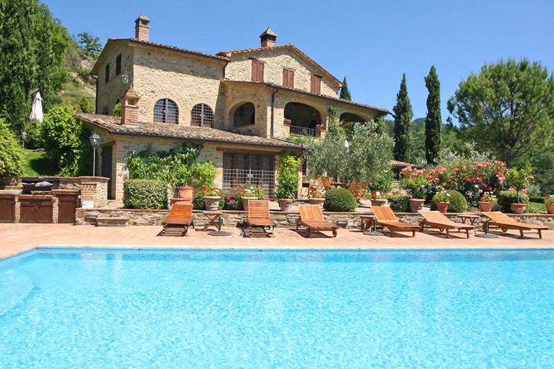 WIMCO Villas, Villa BRV CML, Camilla, Umbria, Italy, Family-Friendly, Pool, 5 Bedroom, 5 Bathroom, Villa Pool, WiFi