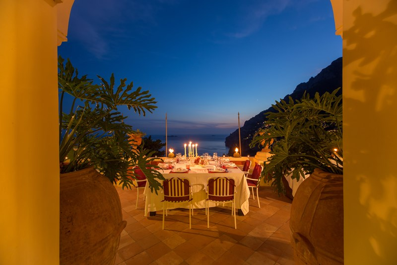 WIMCO Villas, Dorata, BRV DOR, Italy, Amalfi Coast, Family Friendly Villa, 5 Bedroom Villa, 6 Bathroom Villa, Pool, Dining Room, WiFi