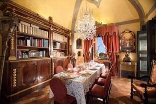 WIMCO Villas, Dorata, BRV DOR, Italy, Amalfi Coast, Family Friendly Villa, 5 Bedroom Villa, 6 Bathroom Villa, Pool, Dining Room, WiFi