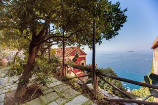WIMCO Villas, Dorata, BRV DOR, Italy, Amalfi Coast, Family Friendly Villa, 5 Bedroom Villa, 6 Bathroom Villa, Pool, Exterior, WiFi