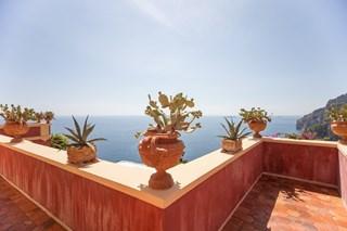 WIMCO Villas, Dorata, BRV DOR, Italy, Amalfi Coast, Family Friendly Villa, 5 Bedroom Villa, 6 Bathroom Villa, Pool, View from Villa, WiFi