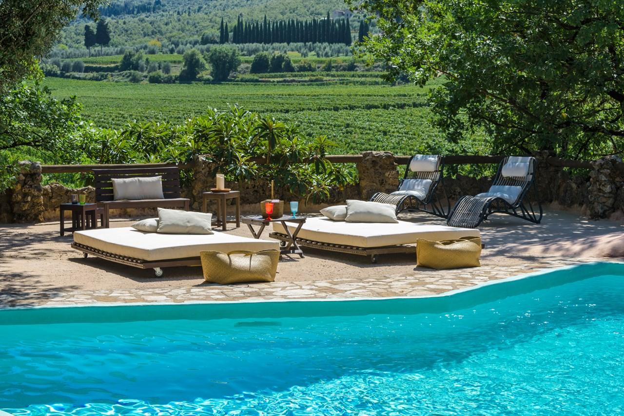WIMCO Villas, BRV SAS, Italy, Tuscany/Siena, 4 bedrooms, 4 bathrooms