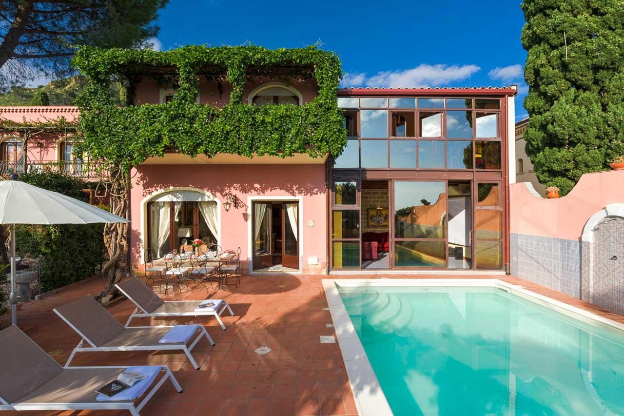 WIMCO Villas, BRV TAO, Italy, Sicily, 4 bedrooms, 6 bathrooms