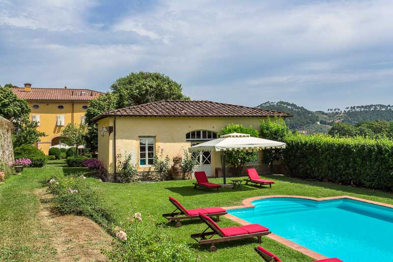 WIMCO Villas, Controni, CSL CON, Italy, Tuscany/Lucca, Family Friendly Villa, 11 Bedroom Villa, 11 Bathroom Villa, Pool, Villa Pool, WiFi