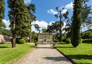 WIMCO Villas, Lenka, CSL LEN, Italy, Tuscany, Family Friendly Villa, 8 Bedroom Villa, 8 Bathroom Villa, Pool, Exterior, WiFi