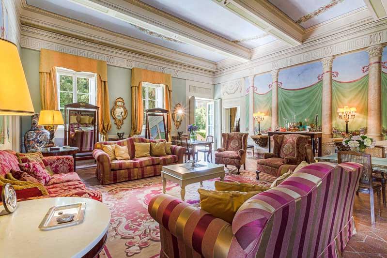 WIMCO Villas, Lenka, CSL LEN, Italy, Tuscany, Family Friendly Villa, 8 Bedroom Villa, 8 Bathroom Villa, Pool, Living Room, WiFi