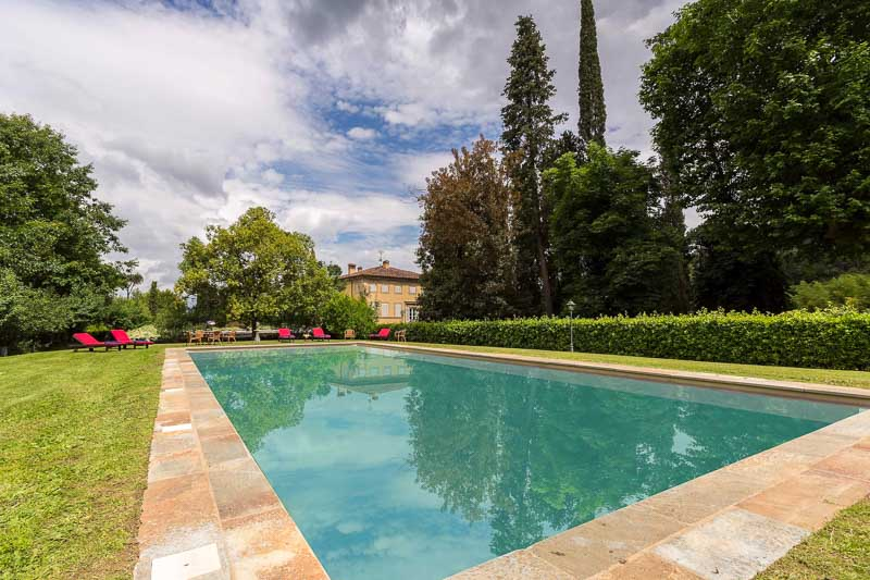 WIMCO Villas, Lenka, CSL LEN, Italy, Tuscany, Family Friendly Villa, 8 Bedroom Villa, 8 Bathroom Villa, Pool, Villa Pool, WiFi