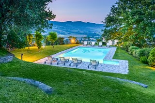 WIMCO Villas, Ada, HII ADA, Italy, Umbria, Family Friendly Villa, 7 Bedroom Villa, 7 Bathroom Villa, Pool, Villa Pool, WiFi