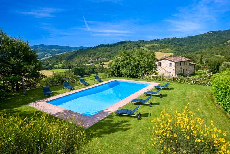 Italian Romantic Villas from WIMCO Villas