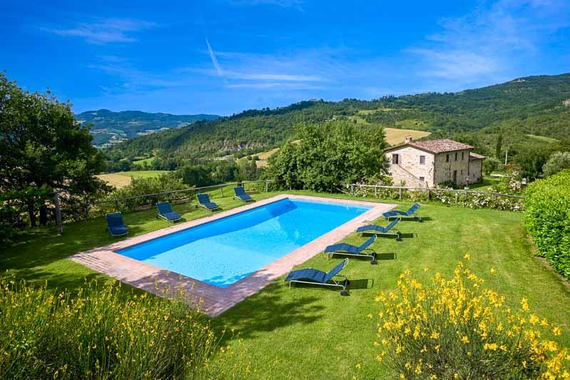 WIMCO Villas, Villa HII ARC, Arcelle, Umbria, Italy, Family-Friendly, Pool, 3 Bedroom, 3 Bathroom, Villa Pool, WiFi